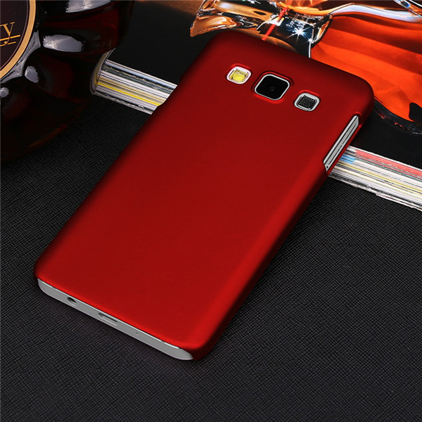 Best Selling Products Mobile Accessories Rubberized PC Back Cover for Samsung Galaxy A8