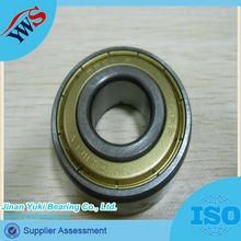 6305zz single row steel auto wheel ball bearing for Japanese car