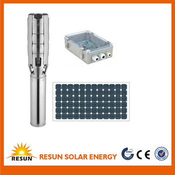 hot sale agricultural irrigation solar pump made in china