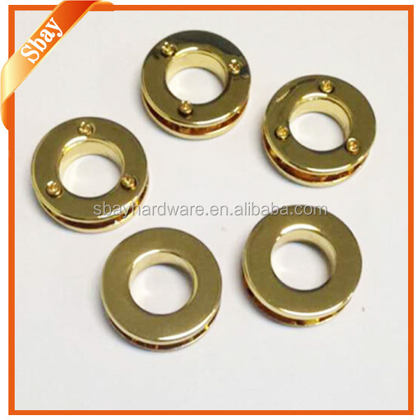 Wholesale metal screws eyelets for cutains and leather