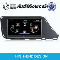 car audio for sale car dvd for Q5 with GPS navigation system HD video 1080p SD USB car audio frame