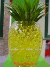 Hot!! Poland hydrogel flower gel for lucky bamboo