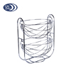 manufacturer metal wire 2-Tier fruit basket storage