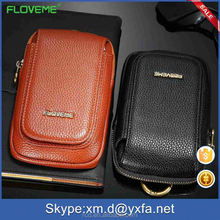 FLOVEME Phone Wallet PU Leather Case Cover Stock Model With good quality