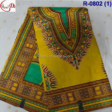 R-0802 2015 New arrival high Quality African batik wax Printed with different design R -0623