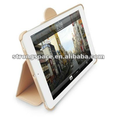 Bookstand case for iPad Mini Pink color