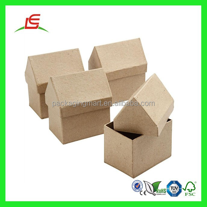 Q922 Alibaba Wholesale Cheap Recycled Brown Cardboard Money Storage Box
