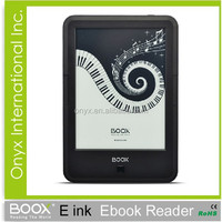 new things for selling touch panel ereader with price