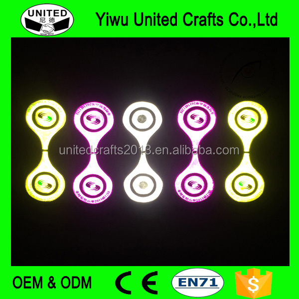 LED Reflective Pvc Magnetic Clip LED Magnet Clip for Bags ,Bicycle,Bike