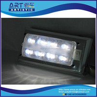 12v led flashing car roof reading indoor light