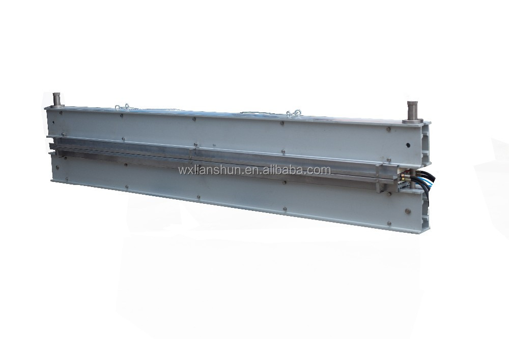 Lianshun Water cooled presses PVC/PU conveyor belt joint welding machine