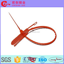 printed cable seal; Plastic marker tie/Seal strip; Nylon sealing cable tie