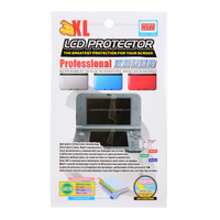 New Anti-glare Ultra Thin 0.5mm Clear Skin Film Screen Protector For Nintendo 3DS XL