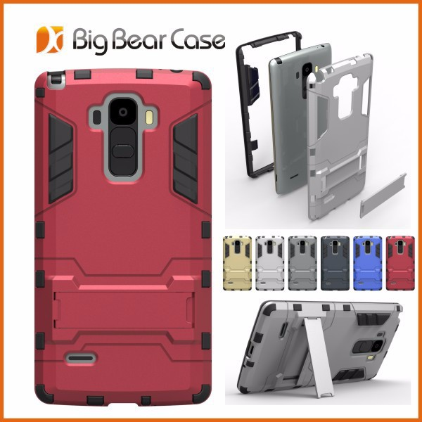 Factory Iron Bear combo for lg g4 note case cover