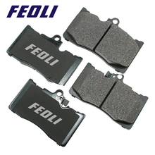 Spare parts for Peugeot 504 or 505 cars semi-metal brake pads 4248.34 None asbestos good quality best seller