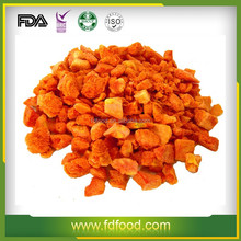 Pure Natural Freeze Dried Vegetable Freeze Dried Tomato Cuts