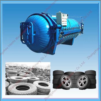 tire retreading machine