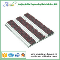 Manufacture Quality Aluminium Door Mats Carpet Mat