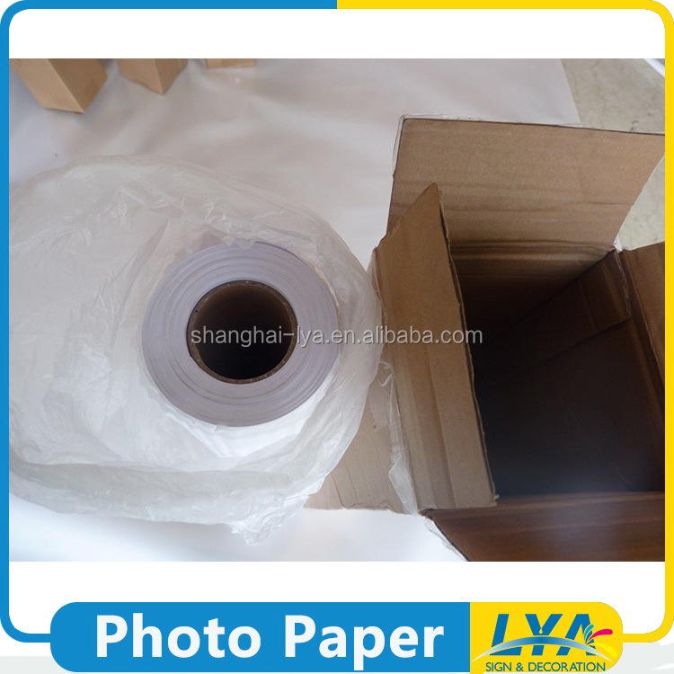 China factory hot sale bulk laser rc photo paper