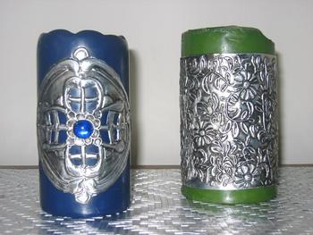 Metal Crafts For Candles