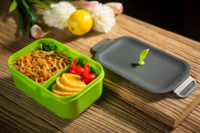 bpa free bento lunch box buy bento lunch box lunch box bento box product on. Black Bedroom Furniture Sets. Home Design Ideas