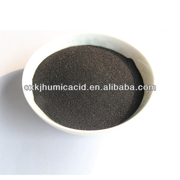 100% Soluble Potassium Humic Acid Liquid Fertilizer