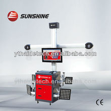 Hot sales! SP-G6T 3D 4-wheel alignment with adjustable camera bar
