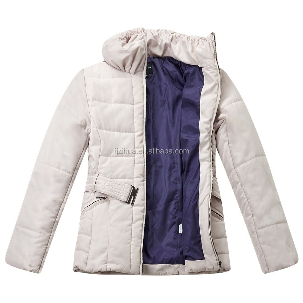 2016 women winter padding coat waterproof jacket for woman