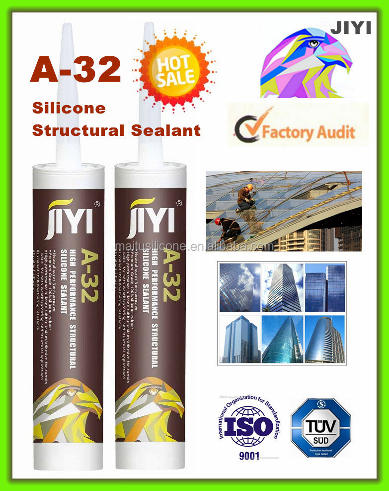 Trade Assurance 100% rtv glass neutral silicone sealant factory manufacturer supplier