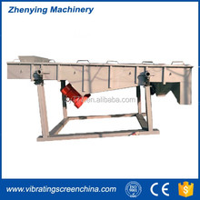 Linear charcoal sifter screener machine manufacturer