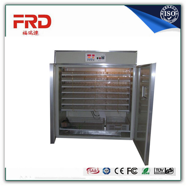 FRD 2464 capacity egg used poultry incubator for sale