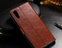 Flip Case Leather Wallet Cover For Apple iPhone 4 5 5S