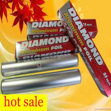 Factory Stable Supply diamond brand aluminium foil wrapping paper jakarta