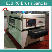 630R6 High Quality Woodworking Brush Sander/Belt Sanding Machine