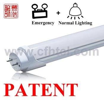 Patent new led lamp tube, home lighting and emergency lighting