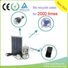 6 watt portable solar panel kits prices for solar power generator low price for sale