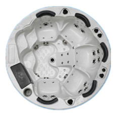 Jazzi Hot Acrylic Round Tub Massage Spa SKT 306A