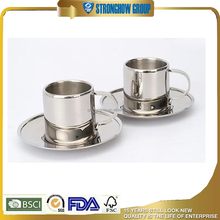 New chinese product camping stainless steel metal coffee cup