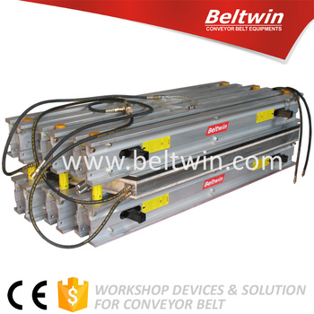 Beltwin China ISO 9001 Steelcord Fabric Conveyor belt vulcanizing machine conveyor hot splice machine for conveyor belts