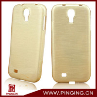 for samsung galaxy S4 I9500 soft tpu wire drawing protective case
