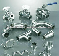 High Quality Stainless steel pipe fittings