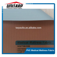 Waterproof medical mattress protector fabric