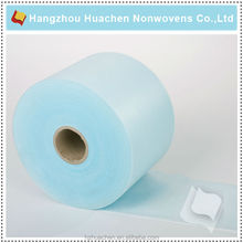 Factory Direct Easy Clean Blue Cleaning Wipe Nonwoven Fabric Roll