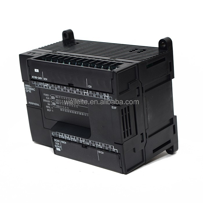 Top Class with Wholesale Price Omron PLC CP1E-N20DT-D -CH PLC Programmable Logic Controller