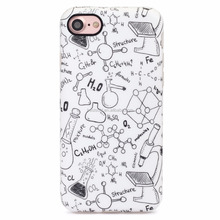 For iphone 7 Custom sublimation IMD printing TPU phone case