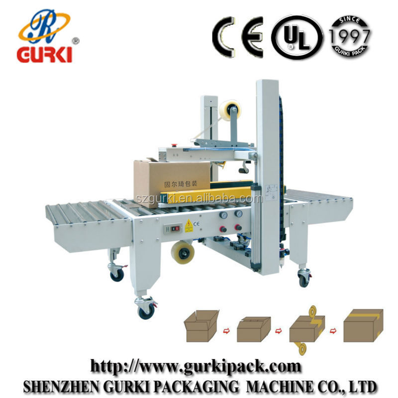 factory direct case sealer(CE)from Shenzhen manufacture