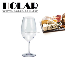 [Holar] Tawian Made All Clear Plastic Wine Glasses for Wedding Party