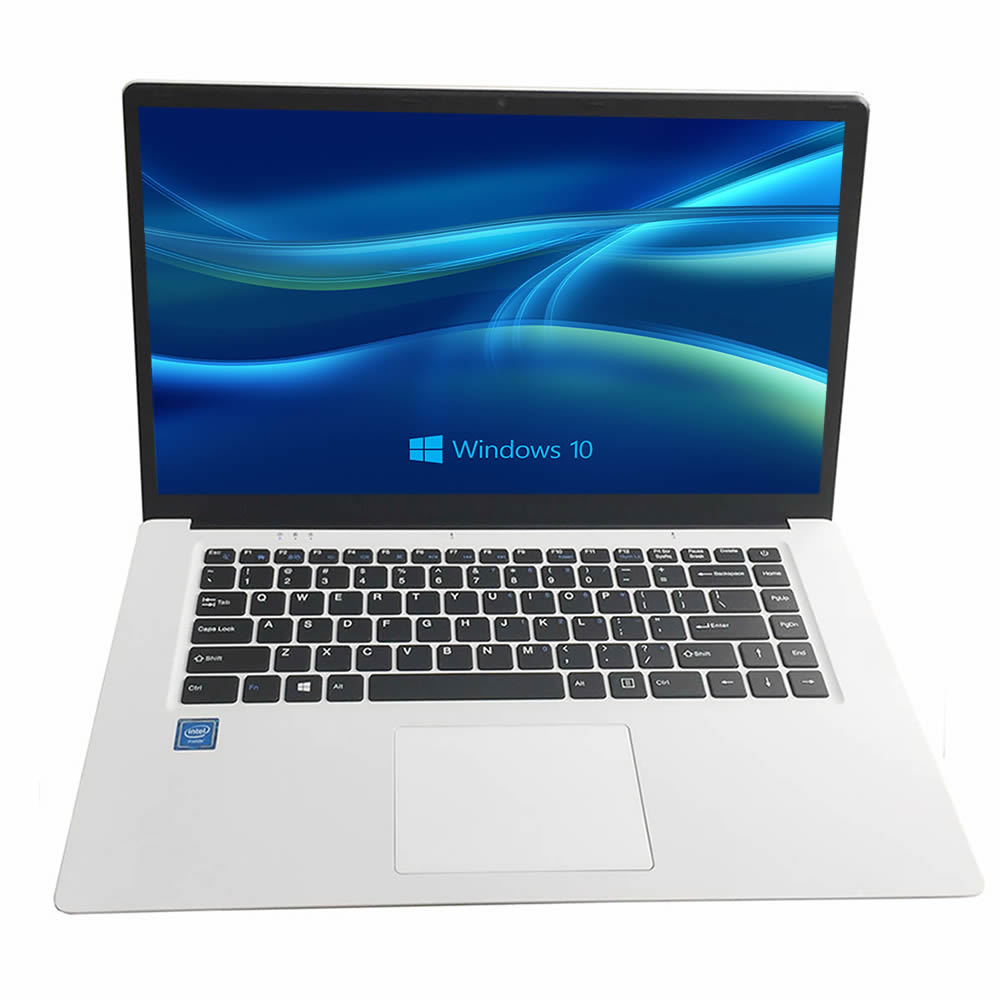 Free shipping OEM factory <strong>laptop</strong> 15 .6&quot; Windows 10 Intel N3450 /6GB+64GB SSD Quad Core slim MAX Support 1TB/2TB Disk