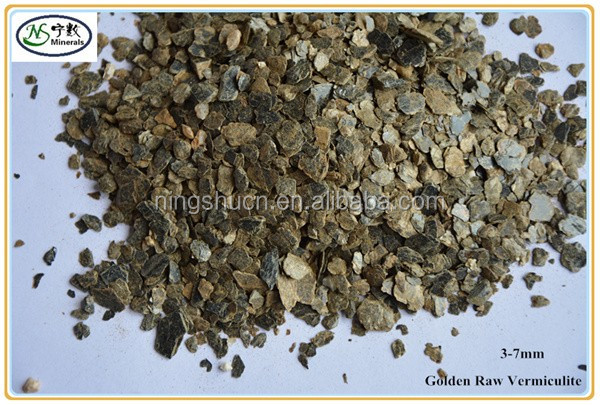 Bulk raw crude vermiculite ore / unexpanded vermiculite price / Hot sale in Japan and South Korea