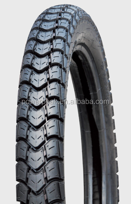Sport pattern motorcycle tyres 3.00-17 TT China manufacturer